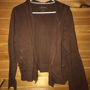Maurices hoodie brown XXL
